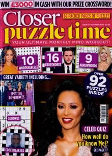 Closer Puzzle Time Magazine NO 17 Order Online