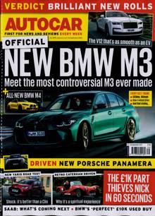 Autocar Magazine 23/09/2020 Order Online