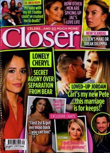 Closer Magazine 26/09/2020 Order Online