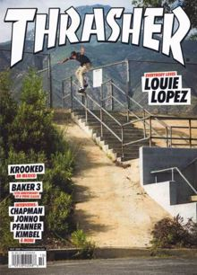 Thrasher Magazine OCT 20 Order Online