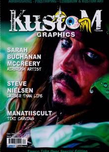 Pinstriping & Kustom Graphics Magazine NO 82 Order Online