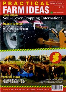 Practical Farm Ideas Magazine NO 115 Order Online