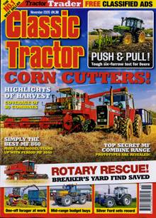 Classic Tractor Magazine NOV 20 Order Online
