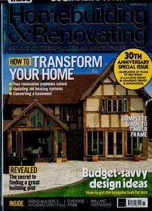 Homebuilding & Renovating Magazine NOV 20 Order Online