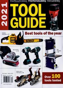 Fine Woodworking Magazine Issue TOOL BG