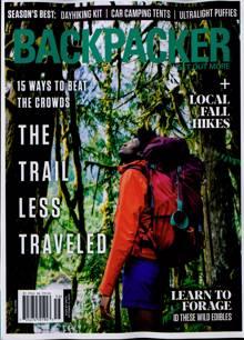 Backpacker Magazine 56 Order Online