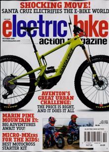 Electric Bike Action Magazine OCT 20 Order Online