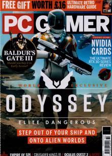 Pc Gamer Dvd Magazine NO 351 Order Online