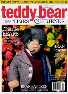 Teddy Bear Times Magazine Issue DEC-JAN