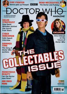 Doctor Who Magazine NO 558 Order Online