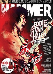 Metal Hammer Magazine NO 342 Order Online