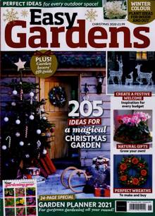 Easy Gardens Magazine XMAS Order Online