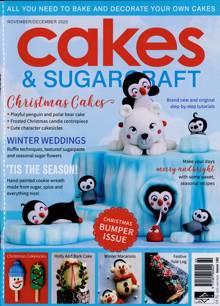 Cakes & Sugarcraft Magazine Issue NO 160
