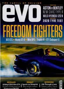 Evo Magazine Issue DEC 20