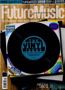 Future Music Magazine DEC 20 Order Online