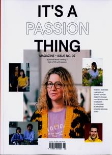 Its A Passion Thing Magazine 02 Order Online