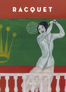 Racquet Magazine NO 15 Order Online