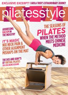 Pilates Style Magazine SEP/OCT 20 Order Online