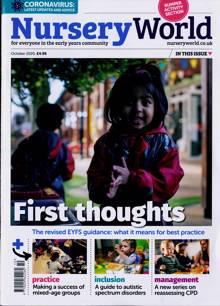 Nursery World Magazine OCT 20 Order Online