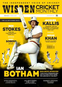 Wisden Cricket Magazine OCT 20 Order Online