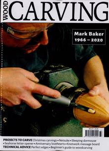 Woodcarving Magazine NO 177 Order Online