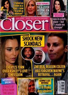 Closer Magazine 03/10/2020 Order Online