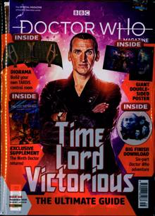 Doctor Who Magazine NO 556 Order Online