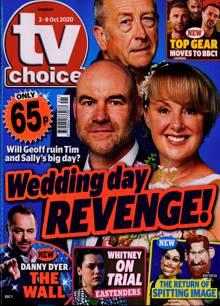 Tv Choice England Magazine NO 41 Order Online
