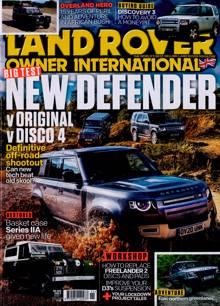 Land Rover Owner Magazine NOV 20 Order Online