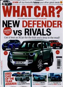 What Car Magazine NOV 20 Order Online