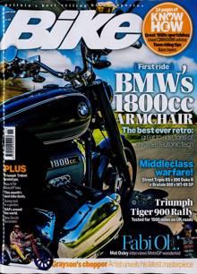 Bike Monthly Magazine Issue NOV 20