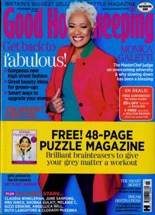 Good Housekeeping Magazine Issue NOV 20
