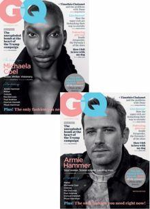 Gq Magazine NOV 20 Order Online