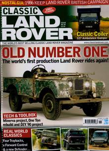 Classic Land Rover Magazine NOV 20 Order Online
