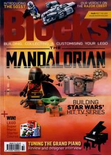 Blocks Magazine NO 72 Order Online