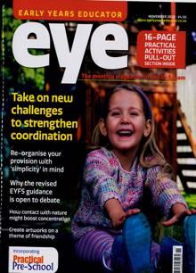 Early Years Educator Magazine NOV 20 Order Online