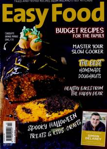 Easy Food Magazine Issue OCT 20