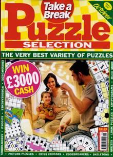 Take A Break Puzzle Select Magazine NO 11 Order Online