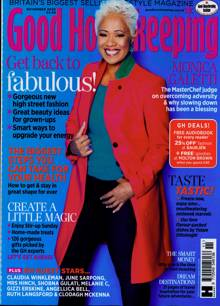Good Housekeeping Travel Magazine Issue NOV 20