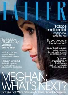 Tatler Magazine NOV 20 Order Online