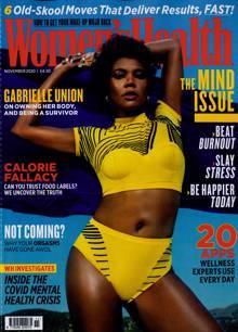 Womens Health Magazine NOV 20 Order Online