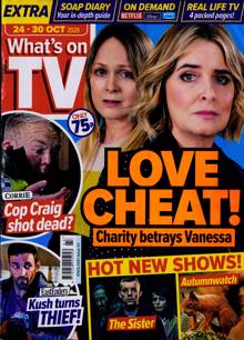 Whats On Tv England Magazine Issue 24/10/2020