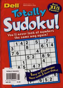 Totally Sudoku Magazine NOV 20 Order Online