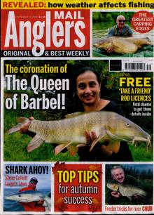 Anglers Mail Magazine 22/09/2020 Order Online