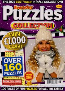 Everyday Puzzles Collectio Magazine Issue NO 118
