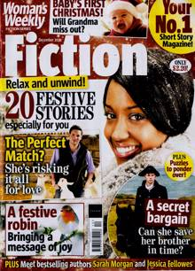 Womans Weekly Fiction Magazine DEC 20 Order Online