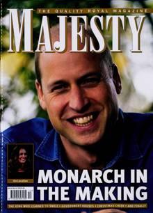 Majesty Magazine DEC 20 Order Online