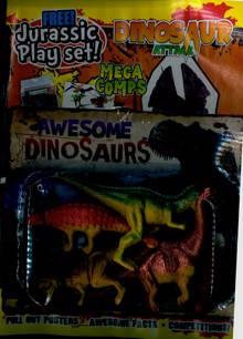 Dinosaur Attack Magazine Issue NO 96