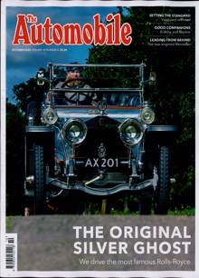 Automobile  Magazine OCT 20 Order Online