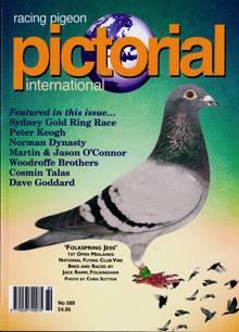 Racing Pigeon Pictorial Magazine NO 589 Order Online